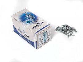 FACSAVAR REISSER 3,5x18mm ACÉL, HORGANYZOTT, TÖVIGMENETES 1000db/doboz