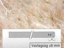 MUNKALAP CHT 4854 GL BARNA MÁRVÁNY 4200x600x28mm